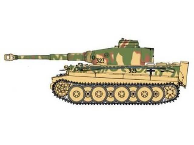 Pz. Kpfw. VI Tiger Ausf. E