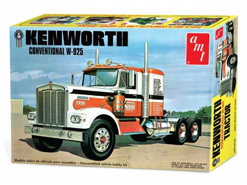 Kenworth Conventional W-925 Tractor