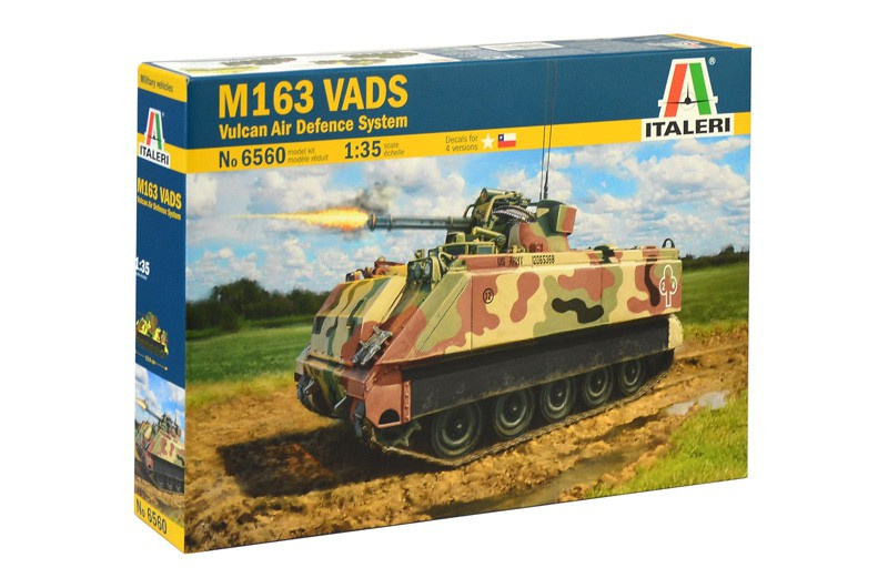 M163 Vulcan Air Defence System