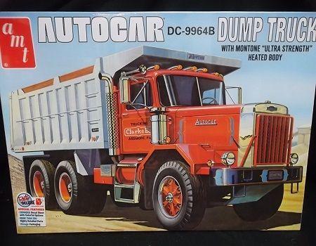 Autocar Dump Truck