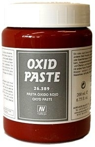 Red Oxid Paste, 200ml