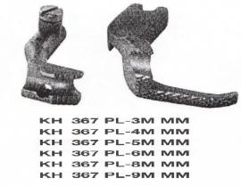 Koord,paspelvoet set KH367PL (Immi)