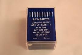 (100 stuks) Schmetz naald B-27-SUK