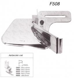 Biezenvouwer F508