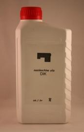 Naaimachine olie (1 liter) DIK