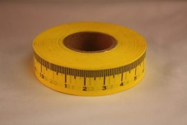 Centimeter zelfklevend (20 x 1 meter L-R).