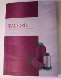 Isocord Kleurkaart