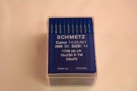 (100 stuks) Schmetz naald 1738-LR