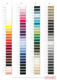 Bekijk de online kleurkaart