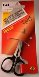 Kai Borduurschaar gebogen 10cm (N5100-C)