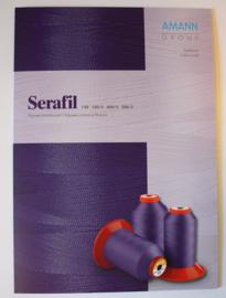 Serafil Kleurkaart (Garen 120/2)