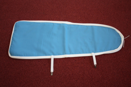 AANBIEDING: strijkplank overtrek 104 cm x 40 cm