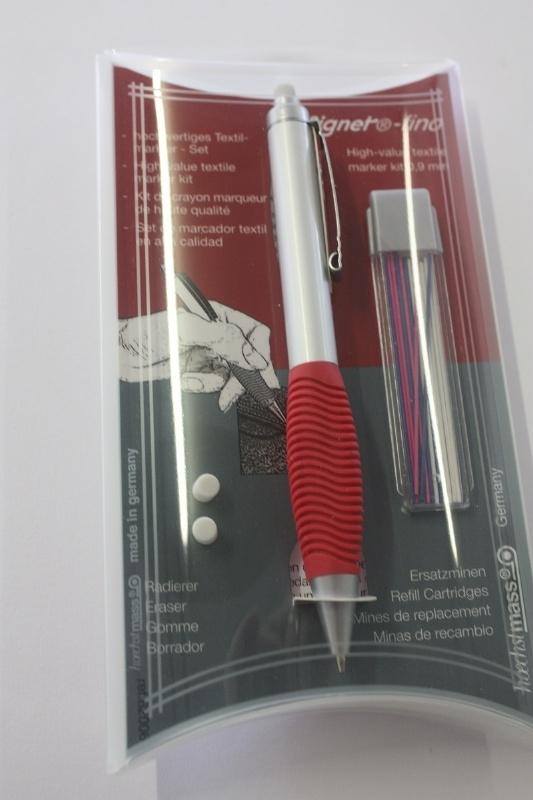 High Value textile marker (62006)