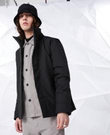 Elvine || KAHLO coat: black