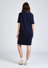 Stoffbruch || VALERIE dress: blue