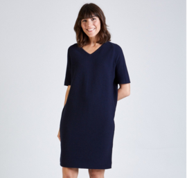 Stoffbruch || VALERIE dress: blue