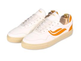 Genesis || G-SOLE: White /pumpkin