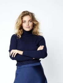 Bellamy Gallery || LIZ sweater wool: navy