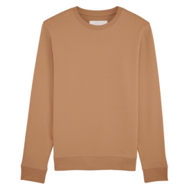 Goat || SAM sweater uni loose: camel
