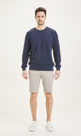 KCA || CHUCK regular chino shorts: alloy