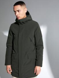 Elvine    ZANE coat: green khaki