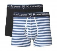 KCA || UNDERWEAR organic 2pack: bright white