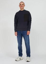 Armed Angels || BAADRO pocket sweater: depth navy