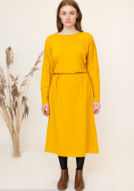 Beaumont Organic || TALITA dress cotton: turmeric