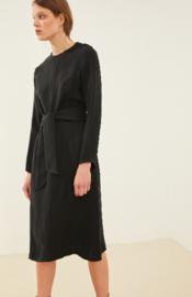 Cus || TAORINA dress; black