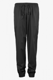 Rains || TROUSERS unisex: black