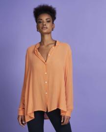 Jan N June || NANCY blouse: Papaya