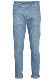KCA || ASH selvedge denim: light blue