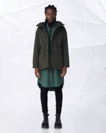 Elvine || DORIE coat: army green