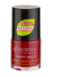 Benecos || VINTAGE RED nailpolish || 5ml
