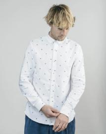 Brava || AKITO shirt: white