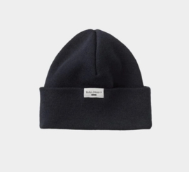 Nudie Jeans || JANSSON beanie recycled: navy