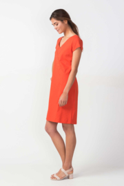 SKFK || UGUZNE dress: orange