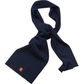 KCA || scarf organic wool: insigna blue