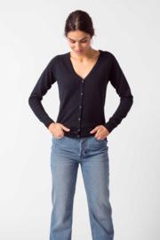 SKFK || BETTI sweater: navy