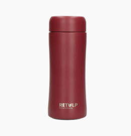 Retulp || thermosbeker 0,3L: ruby red
