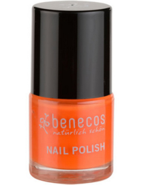 Benecos || MIGHTY ORANGE nailpolish || 5ml