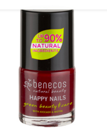 Benecos || CHERRY RED nailpolish || 5ml