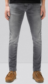 Nudie Jeans || TIGHT TERRY jeans: mid grey power