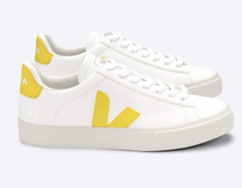 Veja || Campo: Chromefree Leather Extra White / Tonic