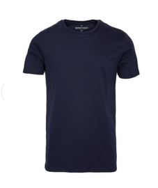 Bertoni || JOHNNY tshirt: dress blue