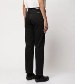Nudie Jeans || STRAIGHT SALLY: ever black