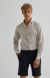 Bertoni || BLOCH chino shorts: Dress blue