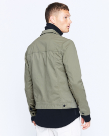 Elvine || PREBEN jacket: vetiver