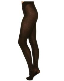 Swedish Stockings || ALICE: black || cashmere