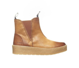 Ten Points || JOHANNA vegetable tanned nubuck (wool); camel